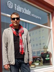 Fahrlehrer Thoralf Gorzkulla